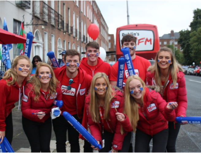 Want To Work For 98FM?