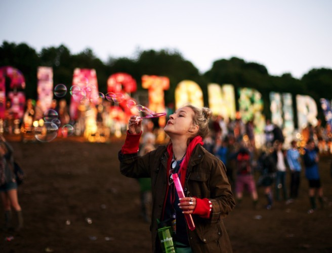 The Full Line-Up For Glastonbury Has Been Announced