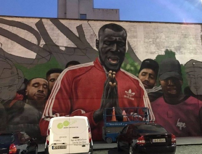 Stormzy Has Been Spotted In Smithfield Checking Himself Out