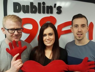 First Dates Emma On 98FM's Big Breakfast