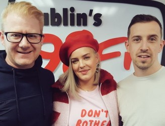 Anne-Marie on 98FM's Big Breakfast