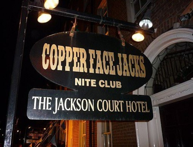 Coppers To Launch Blog On The Antics On The Dance Floor
