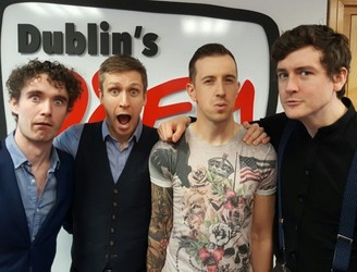 Foil Arms And Hog on 98FM's Big Breakfast