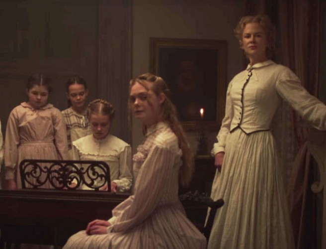 Watch A New Trailer For The Beguiled