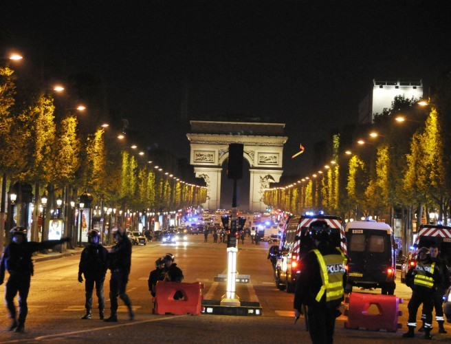 Islamic State Claims A 'Fighter' Carried Out Paris Attack