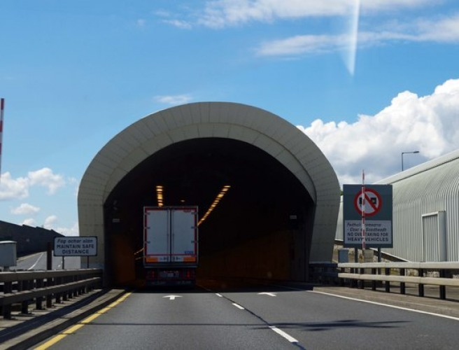 Speed Cameras Not Yet Live In Port Tunnel