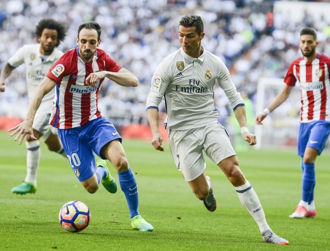 Real Madrid To Face Old Foe Atletico In Champions League Semi-Finals