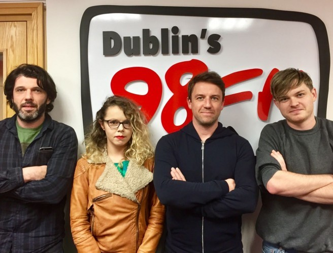 98FM's Totally Irish Podcast - April 23rd 2017