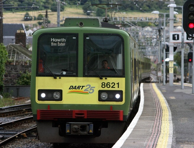 Passengers Warned of DART Begging Scam