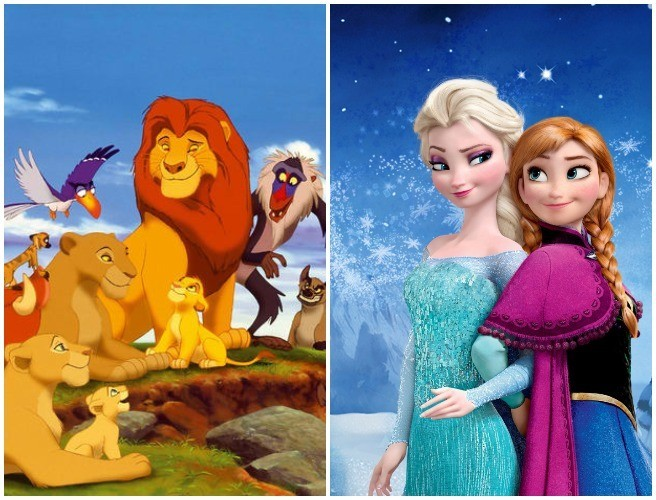 Disney Announces Release Dates For Frozen 2 & The Lion King