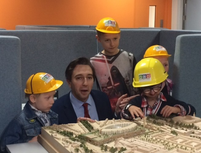 New Children's Hospital Foundations Will Be Laid Within Weeks