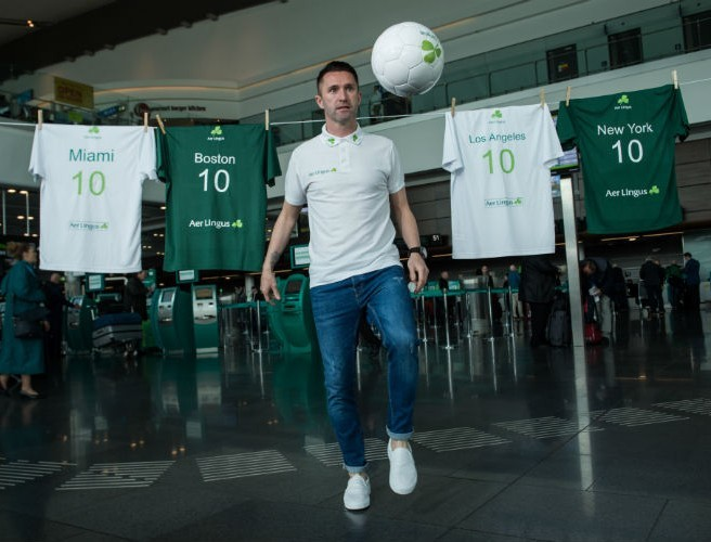 Irish Legend Robbie Keane Tells 98FM Sport - He's Not Finished Yet!