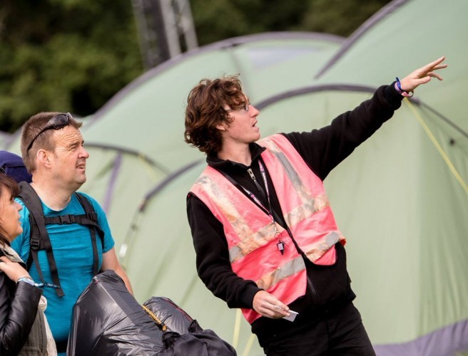 Electric Picnic Is Looking For Volunteers