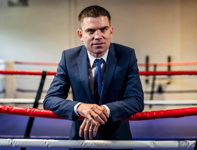 Bernard Dunne Appointed New IABA High Performance Director
