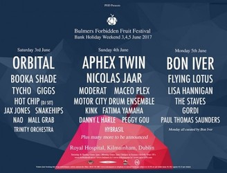 Forbidden Fruit Announce New Stage