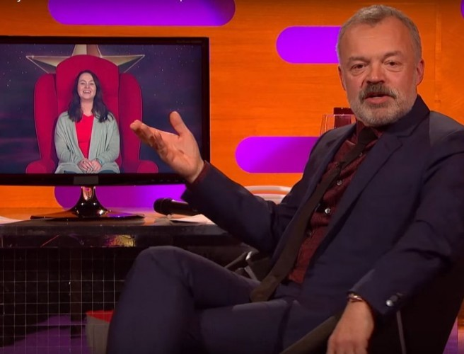 This Irish Girl Had Everyone In Stitches On Graham Norton Last Night