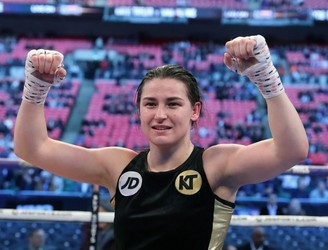 Katie Taylor in Line for Dublin World Title Fight