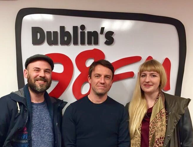 98FM's Totally Irish Podcast - April 30th 2017