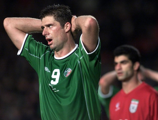 """There's A Big Fall, You Can't Swim In Deep End"" – Niall Quinn On Depression"