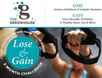 The 12-Week Body & Mind Challenge With The Greenhouse Project