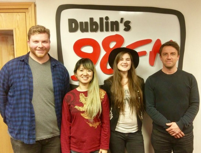 98FM's Totally Irish Podcast - May 14th 2017