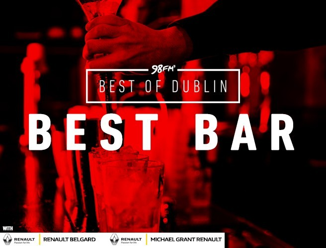 Best Of Dublin 2017 - Best Bar Nominees