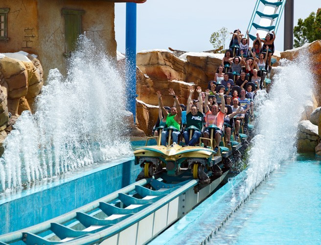 Win a holiday to Portaventura with Swords Pavilions