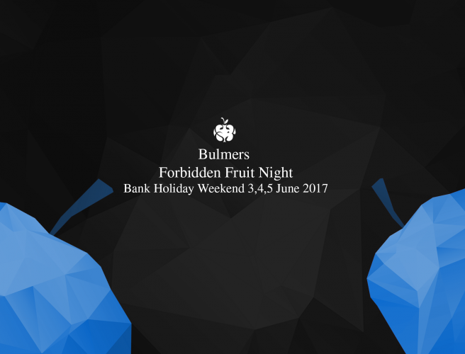 Forbidden Fruit By Night Announced
