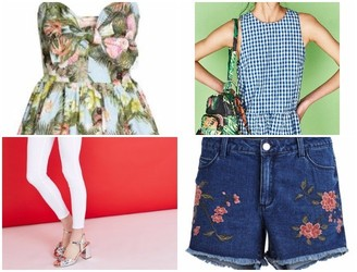 Summer Looks From Swords Pavilions