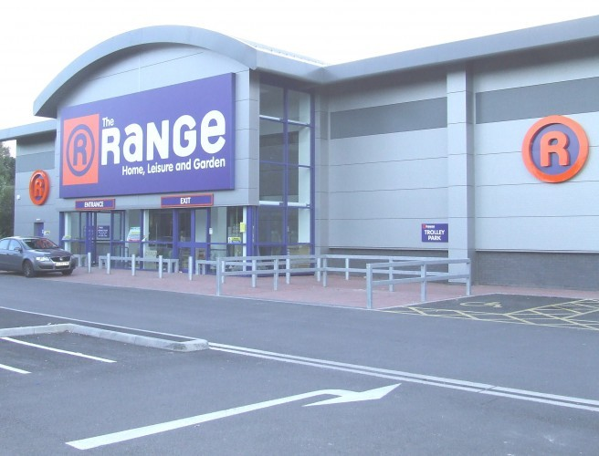The Range Opens Tomorrow Morning in Liffey Valley Retail Park