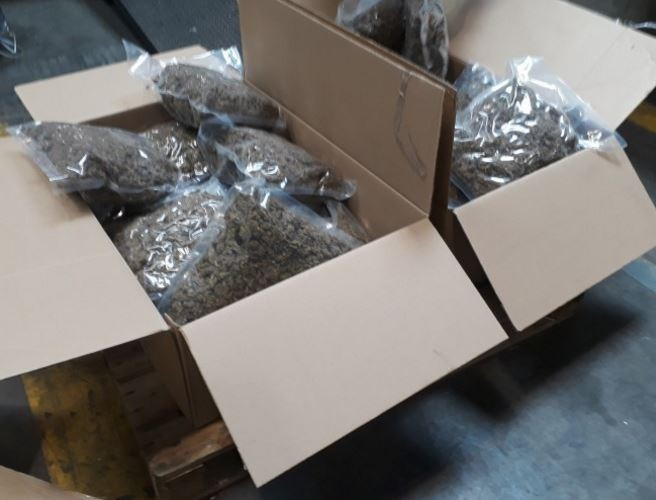 Man Charged In Relation To €680k Drug Seizure In Clondalkin