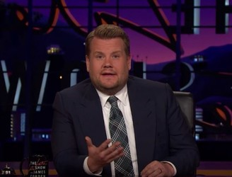 James Corden Delivers Emotional Tribute To Manchester