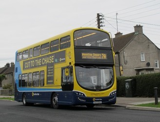 Dublin Bus Network Set For Complete Overhaul