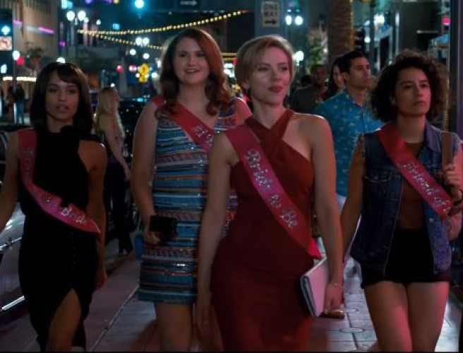 Watch The First Trailer For 'Rough Night'