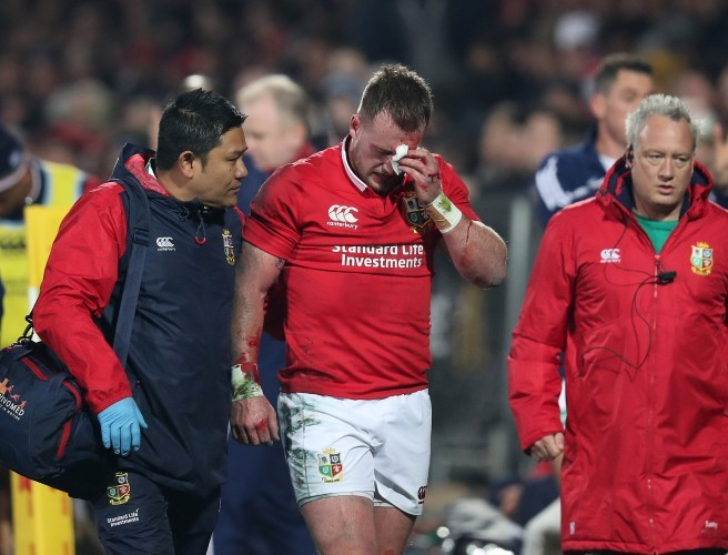 Stuart Hogg Ruled Out Of Lions Tour