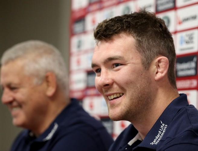 Peter O'Mahony To Skipper Lions This Weekend