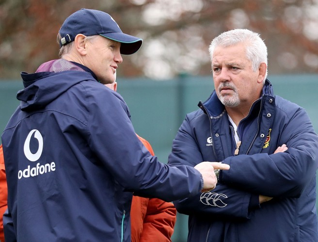 """They Have Made Some Decisions Around Proximity"" - Joe Schmidt On Lions Controversial Call-Ups"