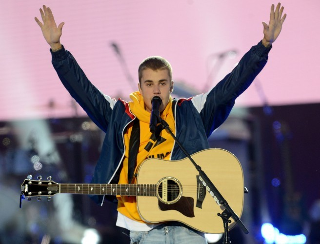 Dublin Dancers To Join Justin Bieber On Stage At RDS