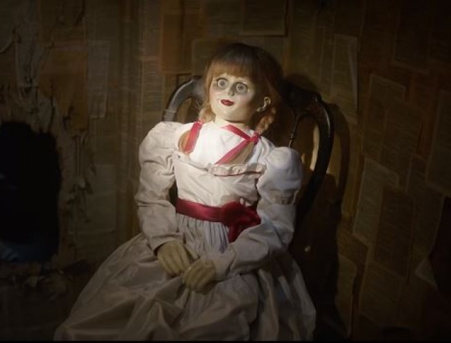 Watch A New Trailer For Annabelle: Creation