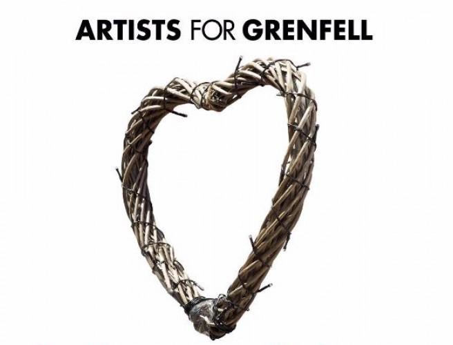 Grenfell Tower Charity Single Premieres