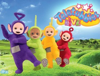 Teletubbies Announce Dublin Show
