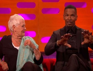 Jamie Foxx Told A Gas Story About An Unknown Ed Sheeran Living With Him On Graham Norton