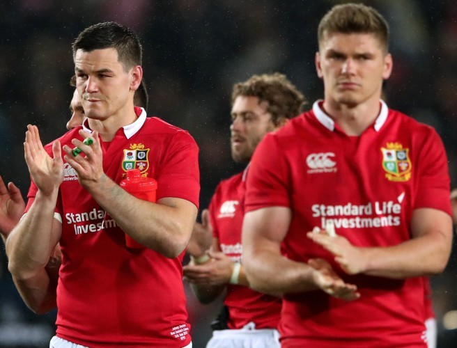"""Johnny Sexton Should Start For The Lions Next Week""- Shane Byrne"