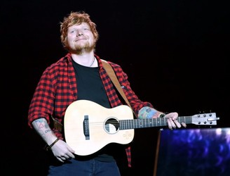 Watch Ed Sheeran Close Glastonbury