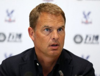 Frank De Boer Appointed As Manager Of Crystal Palace