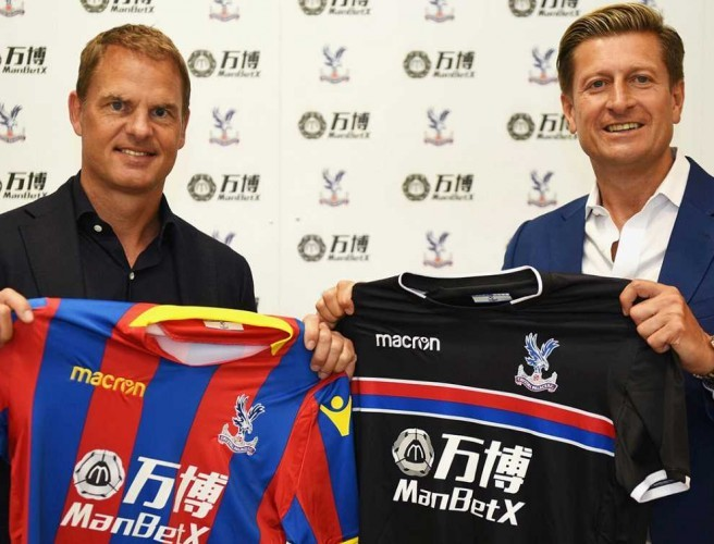 Frank de Boer Has High Hopes For Crystal Palace