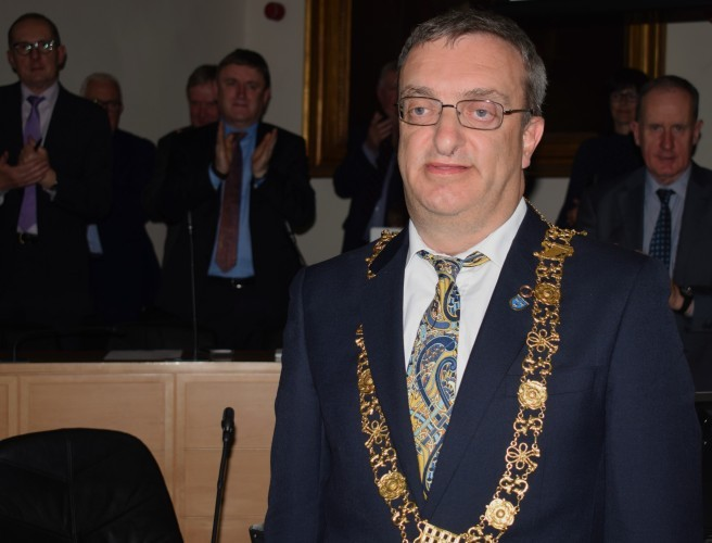 Dublin's New Lord Mayor Is Mícheál Mac Donncha