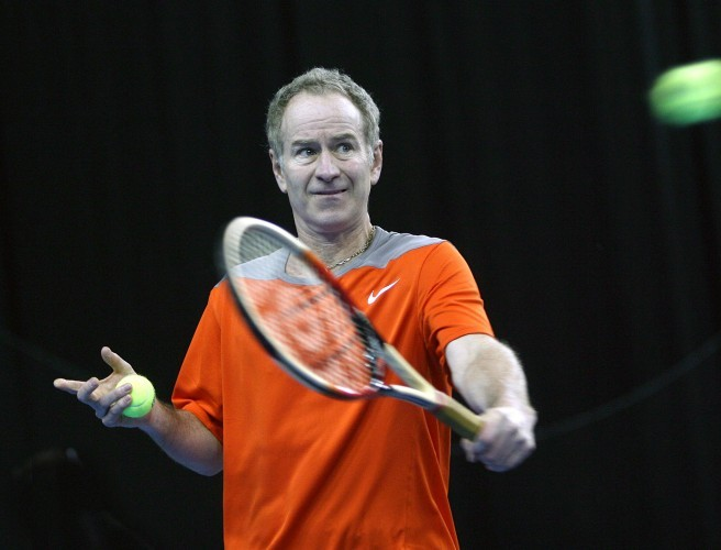 John McEnroe Refuses to Apologise To Serena Williams