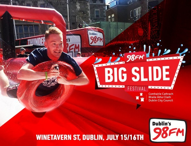 98FM's Big Slide Is Back