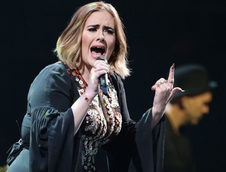 Adele Hints At Retiring From Touring